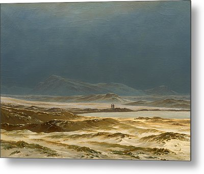 Northern Landscape Metal Print by Mountain Dreams