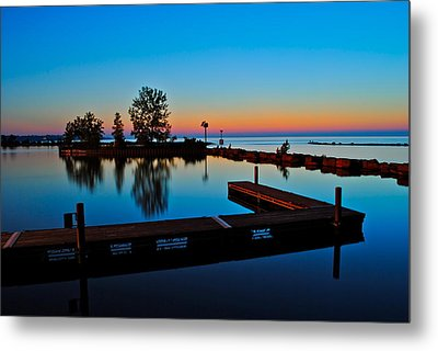 Northern Lights Metal Print by Frozen in Time Fine Art Photography