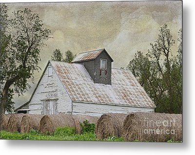 Metal Print featuring the photograph Nortonville Kansas by Liane Wright
