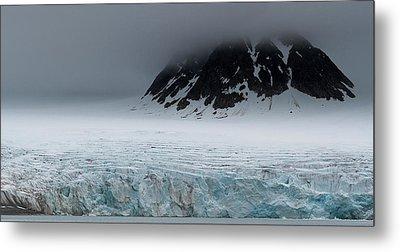 Norway, Spitsbergen, Svalbard Metal Print by Jaynes Gallery