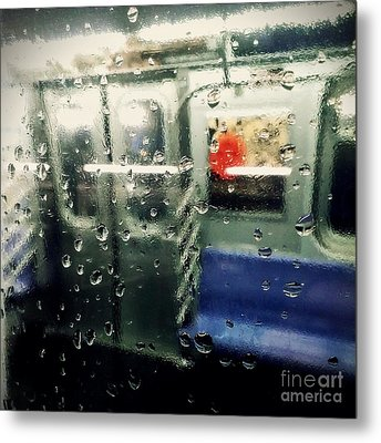 Metal Print featuring the photograph Not In Service by James Aiken