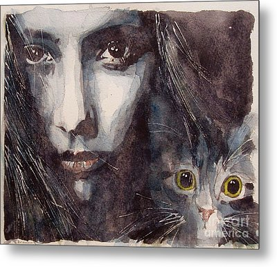 Nothing Compares To You  Metal Print by Paul Lovering
