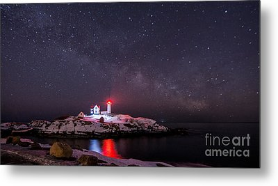 Nubble And The Milkyway Metal Print by Scott Thorp