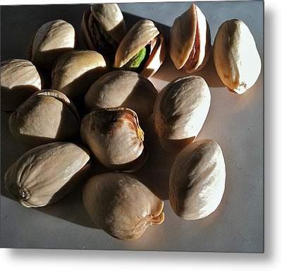 Metal Print featuring the photograph Nuts by Bill Owen