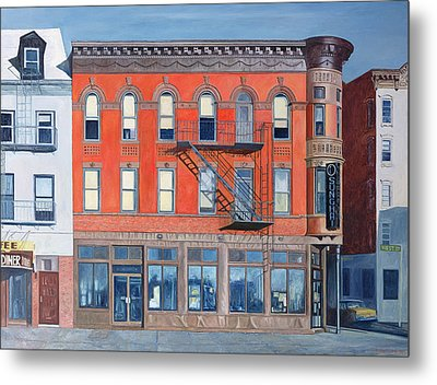 O Sunghai Restaurant West Village Metal Print by Anthony Butera