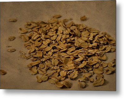 Oatmeal For Breakfast Metal Print by Dan Sproul