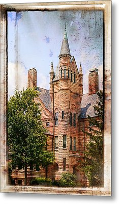 Oberlin College Metal Print by Mary Timman