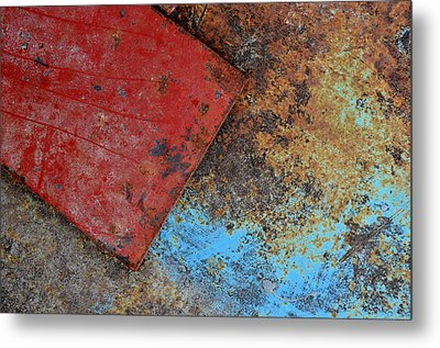 Objective 3 Metal Print by Tom Druin