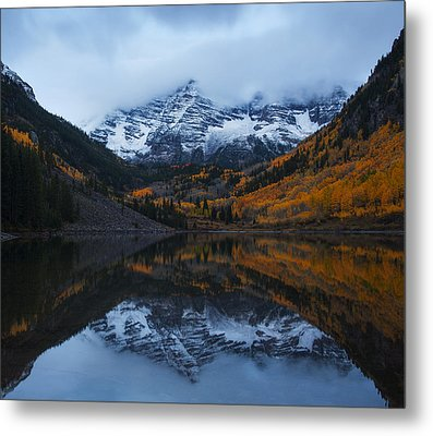 Obscure Bells Metal Print by Morris  McClung