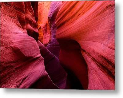 Obscure Escalante Metal Print by Chad Dutson