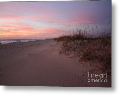 Obx Serenity Metal Print by Tony Cooper