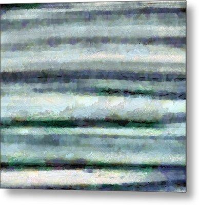 Ocean 9 Metal Print