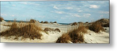 Metal Print featuring the digital art Ocean Ahead by Kelvin Booker