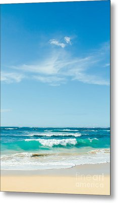 Metal Print featuring the photograph Ocean Of Joy by Sharon Mau