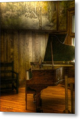 Ode To Elbert Hubbard Metal Print by Susan Kimball