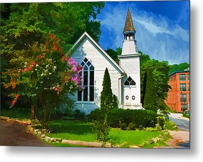 Metal Print featuring the photograph Oella by Dana Sohr