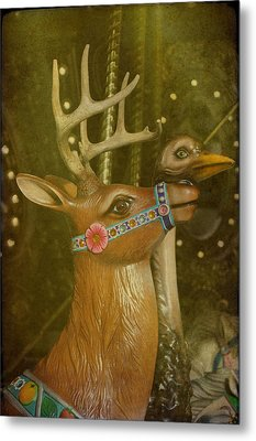 Oh My Deer Metal Print by Jan Amiss Photography
