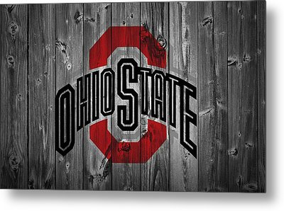 Ohio State University Metal Print by Dan Sproul