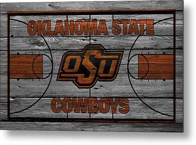 Oklahoma State Cowboys Metal Print