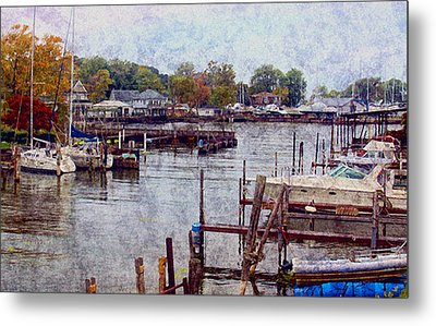 Metal Print featuring the photograph Olcott by Tammy Espino