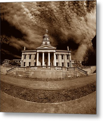 Old Capitol Metal Print