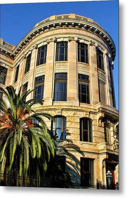 Old Courthouse-new Orleans Metal Print