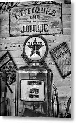 Old Fashioned Metal Print by Heather Applegate