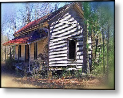 Old Home Place Metal Print by Larry Bishop