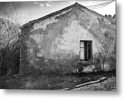 Old House Metal Print by Gina Dsgn