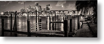 Old Pier Metal Print by Celso Diniz