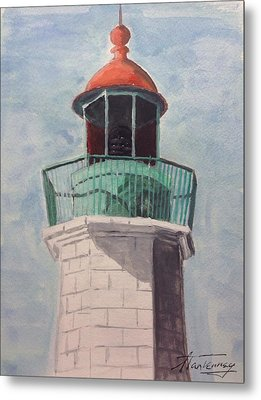 Old Point Comfort Metal Print