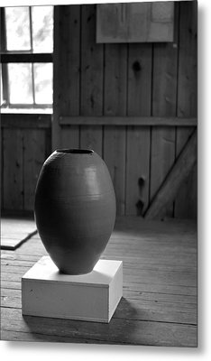 Old Pot   Metal Print by Tommytechno Sweden