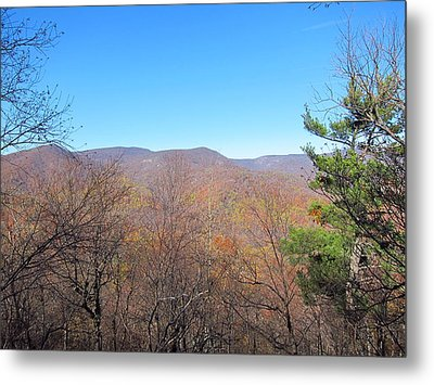 Old Rag Hiking Trail - 121219 Metal Print by DC Photographer