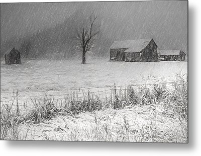 Old Sod Farm Metal Print