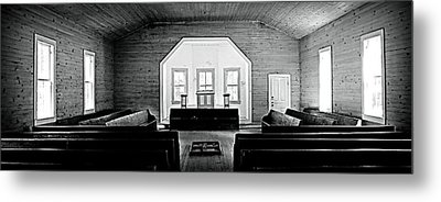 Old Time Religion Metal Print by Stephen Stookey