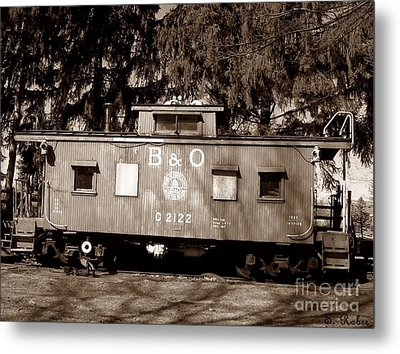 Metal Print featuring the photograph Old Timer by Sara  Raber