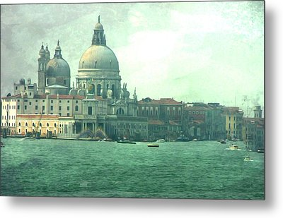 Metal Print featuring the photograph Old Venice by Brian Reaves