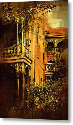 Old World Charm Metal Print by Kirt Tisdale