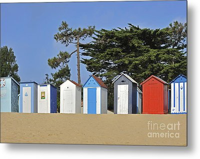 Metal Print featuring the photograph Oleron 6 by Arterra Picture Library
