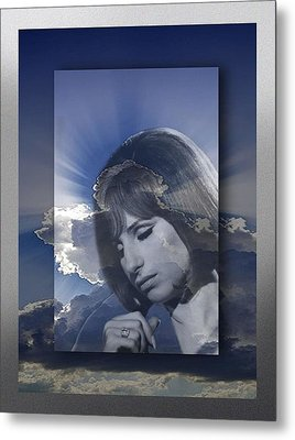 On A Clear Day Metal Print