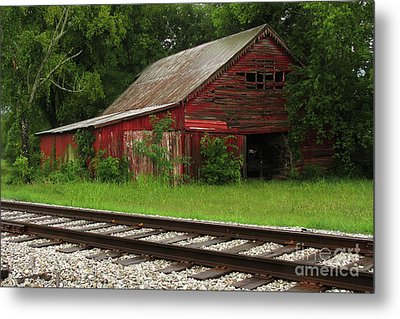 On A Tennessee Back Road Metal Print by Douglas Stucky