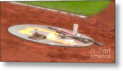 On Deck Metal Print by Jay Nodianos