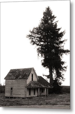 On The Oregon Trail Metal Print