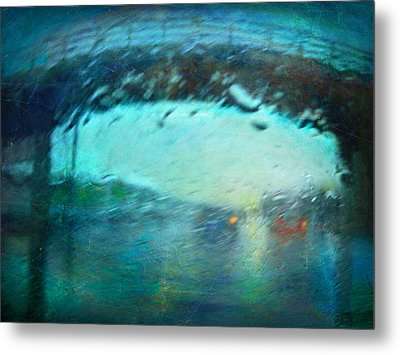 Metal Print featuring the photograph On The Road #11 by Alfredo Gonzalez