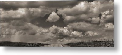 On The Road Again Metal Print by Dan Sproul