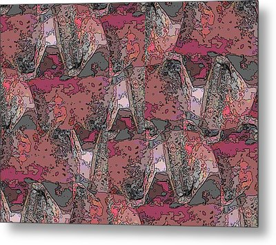 One Bump Or Two Metal Print by Tim Allen