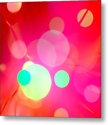 Metal Print featuring the photograph One Hot Minute by Dazzle Zazz