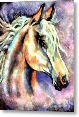 One Spirit Metal Print by Janine Riley