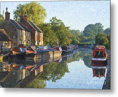 One Spring Morning Metal Print by Tim Gainey