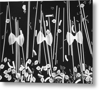 Oodles Of Noodles #1 Metal Print by Robert ONeil